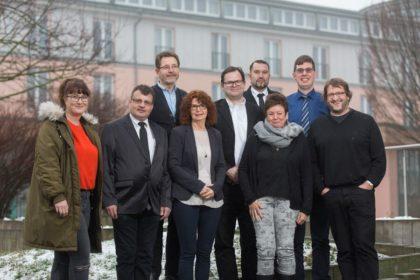 Unsere Ortsvereinsdelegierten zur Stadtdelegiertenkonferenz am 2.2.2019, auf der die Listen zur Kommunalwahl aufgestellt wurden